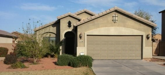Investment or family home opportunity in Phoenix Arizona community of Mountain West Estates.