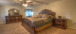 This Tempe home for sale has been almost completely rebuilt with new flooring throughout.