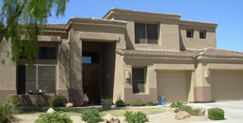 This Grayhawk North Scottsdale home for sale is the best value in the 85255 postal code area when looking at price per square feet.