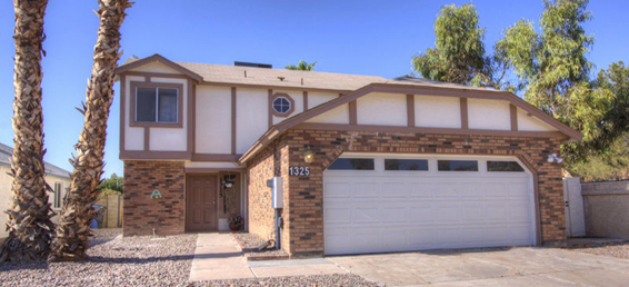 This Chandler Arizona property for sale is located off Boxelder.