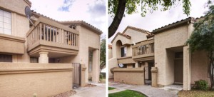 This may be the Mesa condo for you. This condo for sale has a greatroom floor plan as well as a private patio at entry.