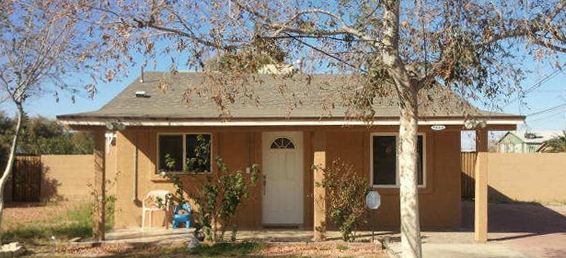 This is a 3 bedroom North Phoenix home for sale in the District of Sunnyslope.