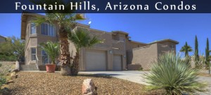 This Fountain Hills condo for sale offers mountain views and is highly upgraded.