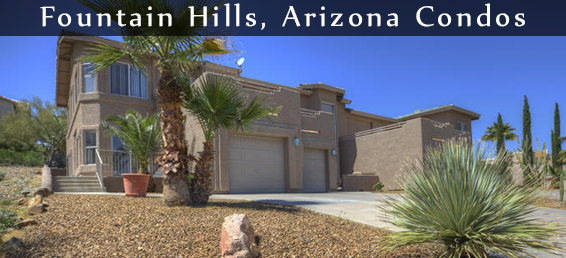 Our second Fountain Hills townhome for sale has just come on the market.