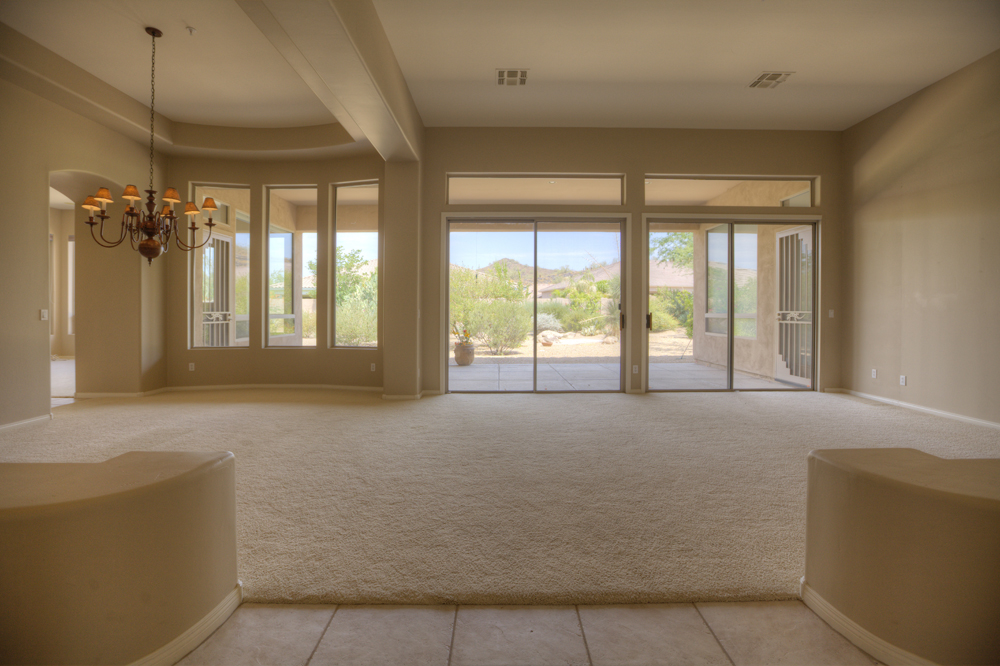 This is a North Scottsdale home for sale in gated Carino Canyon.