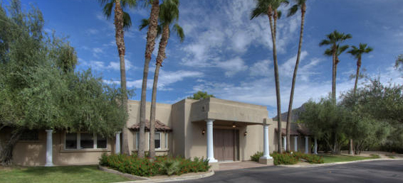 Paradise Valley Golf Course Home for Sale on 17th Hole