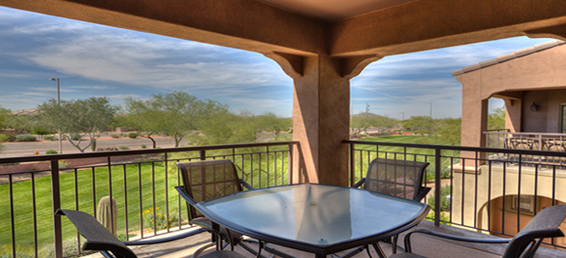 This Villages At Aviano Desert Ridge rental unit is a very well priced Villages at Aviano townhome for sale in Desert Ridge.