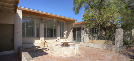 This home for sale in the Camelback Corridor lies in the community of Marion Estates.