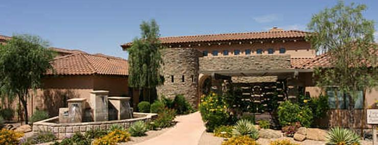 This is a beautiful La Verne Desert Ridge condominium for sale.