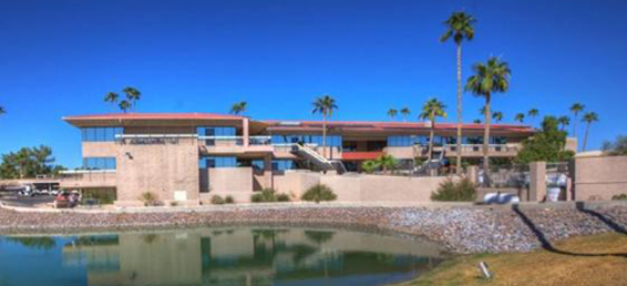 This is a clean Chandler AZ home for sale in Sunbird Golf Resort.