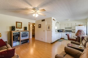 This is a Mesa Arizona townhome for sale in the active adult community of Sarkis East.