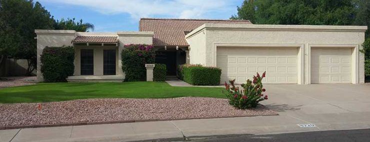 This is a beautiful McCormick Ranch home for sale in the heart of Scottsdale, Arizona.